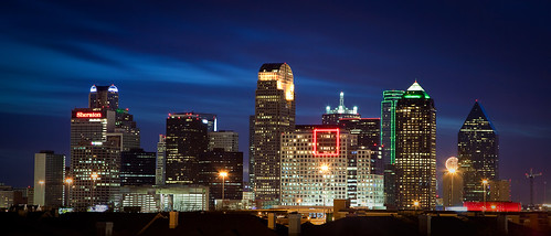 Dallas skyline | by dustin.askins