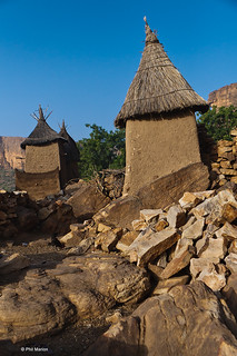 millet granary - pays Dogon country, Mali | by Phil Marion (173 million views - THANKS)