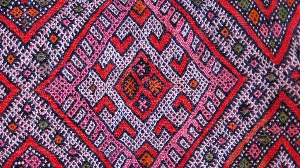 Berber Carpet Handmade Berber Carpets Are Still An Active