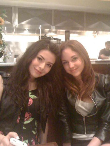 Miranda Cosgrove and Haley Ramm | chaoticatmosphere | Flickr