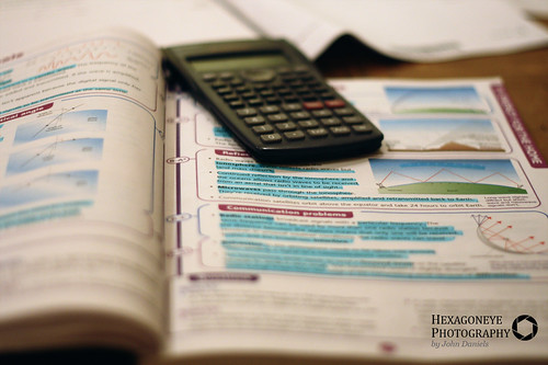 12/365 GCSE Science revision   by Hexagoneye Photography