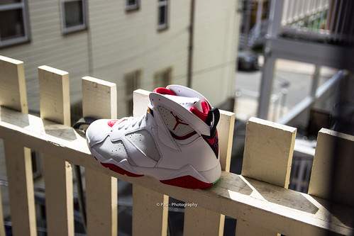 Air Jordan Hare 7 | by PJC Photography