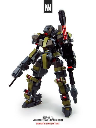 NESF-M01TA Command