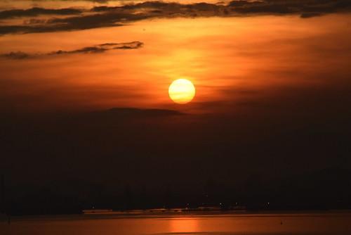 sky clouds sunrise nikon malaysia penang morninghue d3300