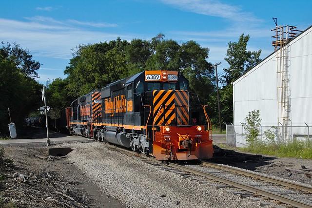 W&LE 6389 Republic Steel Georgetown Road Canton 271 7/16/15