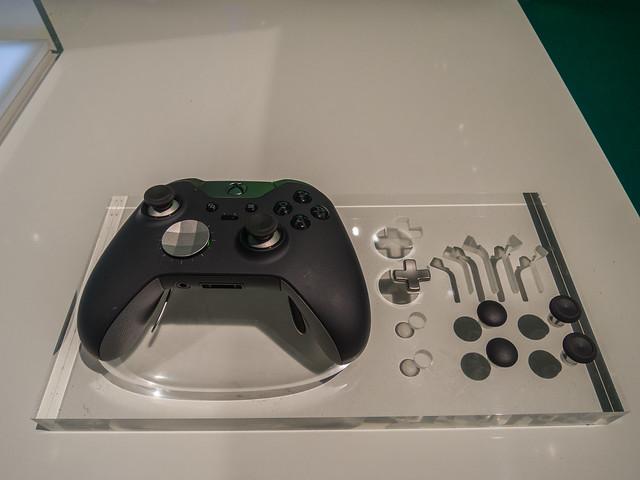 Gamescom 2015 Cologne 2015 Xbox Elite Wireless Controller