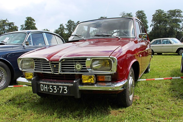 1967 Renault 16 - DH-53-73
