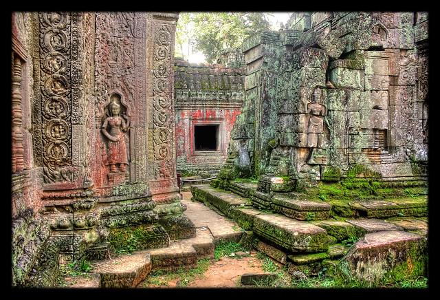 Siem Reap K - Ta Prohm 14