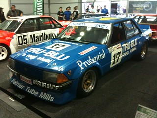 1981 Ford XD Falcon Group C - Outright Winner 1981 James Hardie 1000