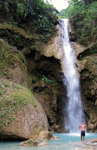 Kuangsi Waterfall - Main Fall - v6 | by FollowOurFootsteps