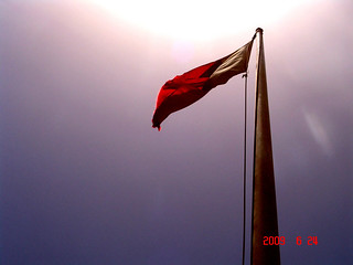 Our flag is not just one of many political points of view. Rather, the flag is a symbol of our national unity.