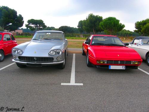 Ferrari 330 GT 2+2 & Mondial T | by Jerome.L 83