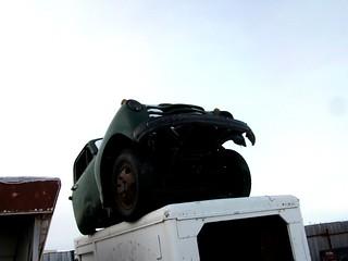 Chevrolet or GMC truck