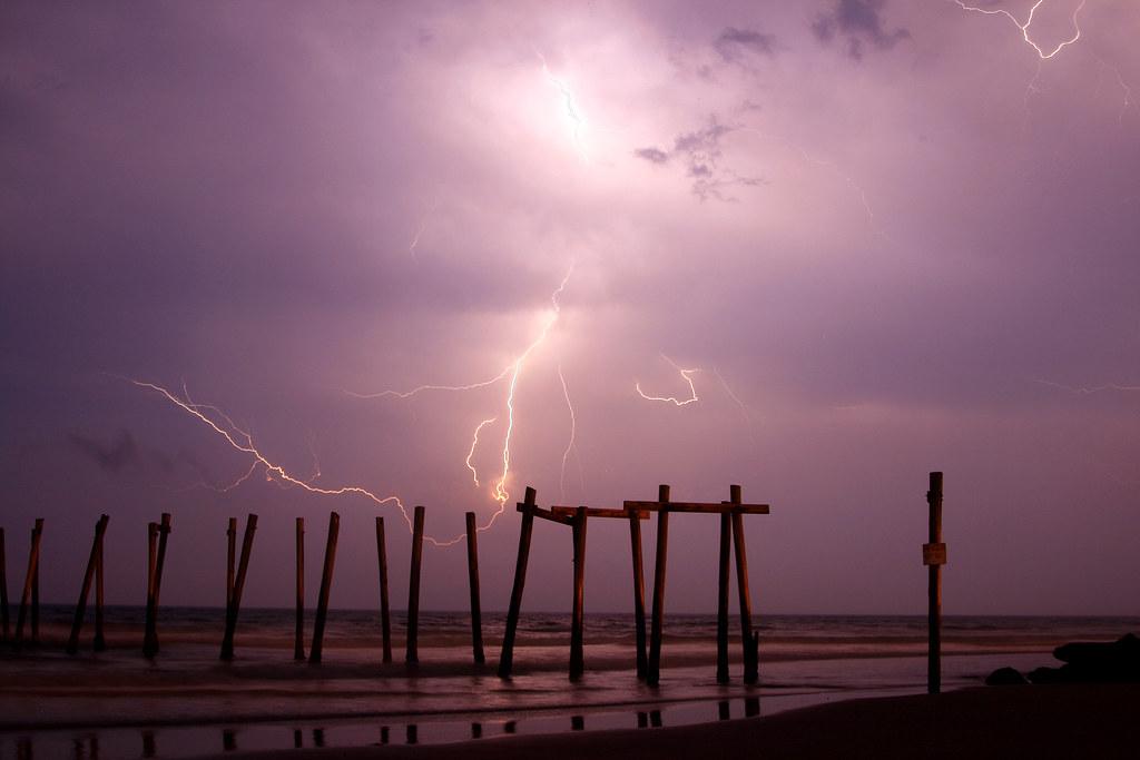 Lightning over Ocean City NJ | Lightning over Ocean City NJ | Flickr