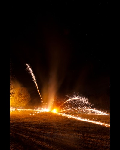longexposure sc field night fireworks conway nye southcarolina newyearseve nikonafsnikkor1635mmf4gedvr