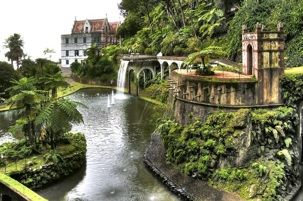 Monte Palace Gardens, Madeira