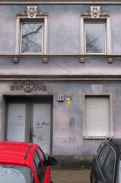 Falkenhagener Str. 40 Ecke Ackerstr.   Berlin-Spandau
