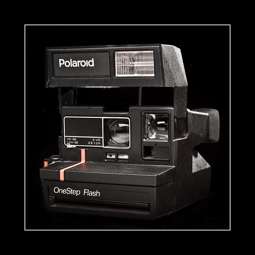Polaroid OneStep Flash | by Justin Goode
