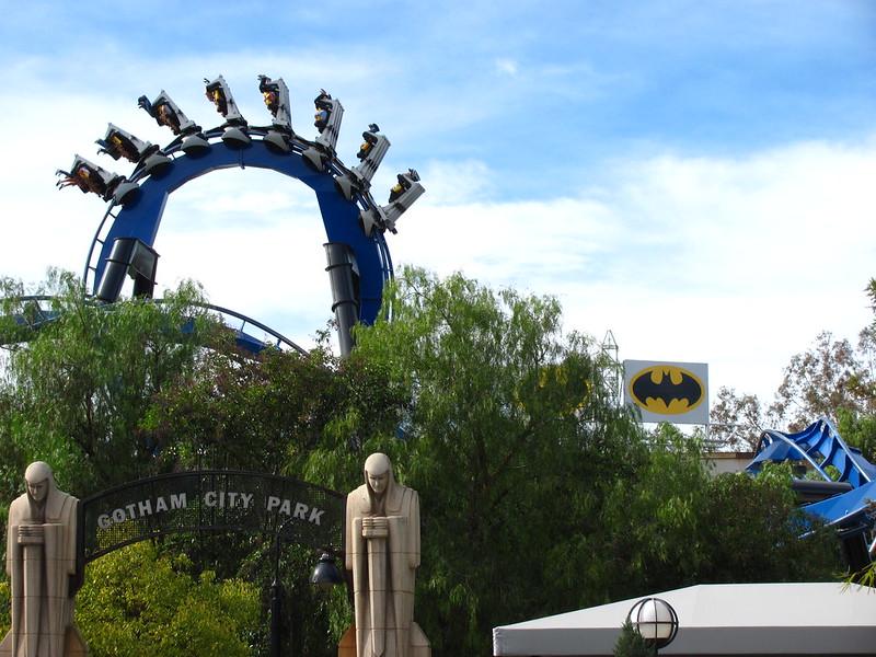 Six Flags Magic Mountain 187