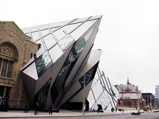 Royal Ontario Museum (ROM)   by jphilipg