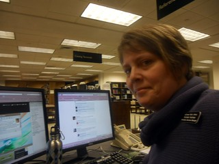 At the ol' ref desk--Daily Image 2011--January 19