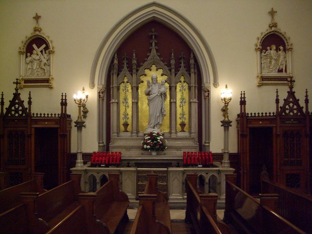 St. Louis Catholic Church, Buffalo, NY