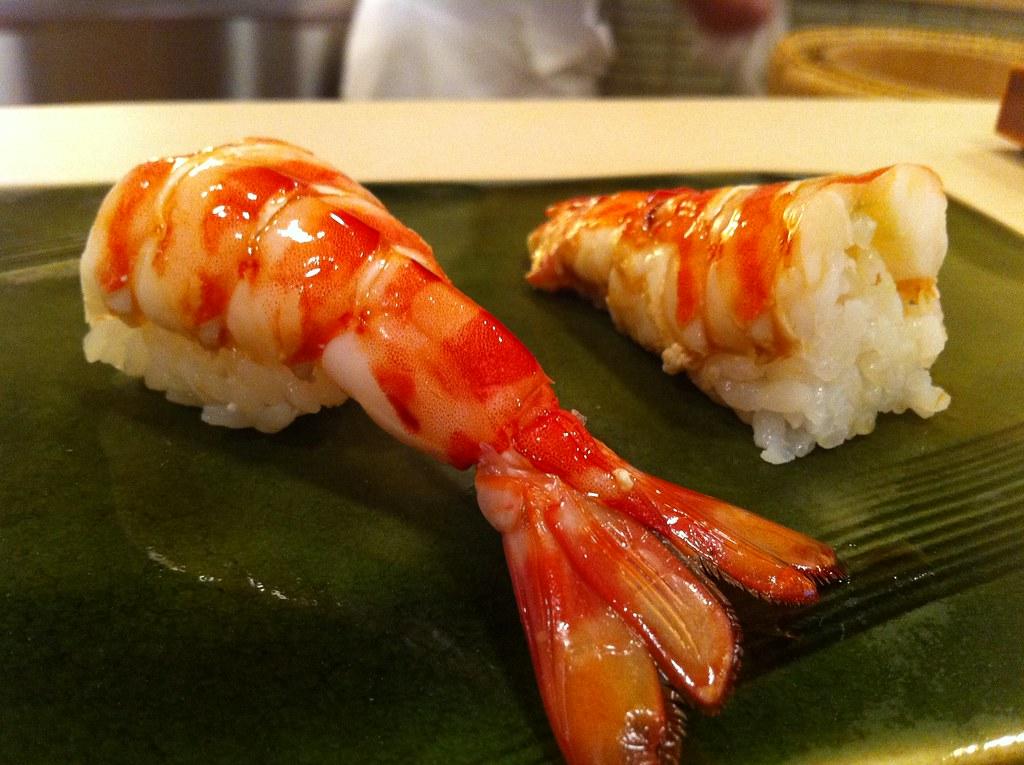 Kuruma Ebi (Kuruma shrimp)