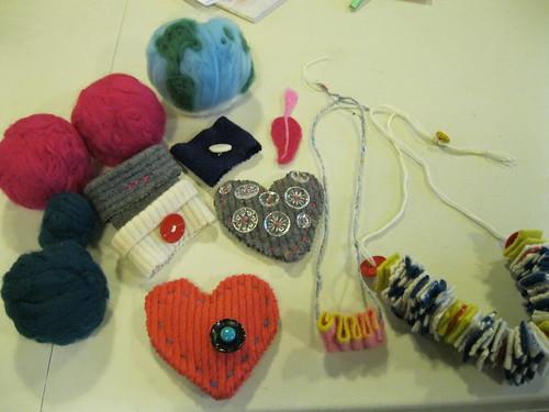 bangles, balls & bags