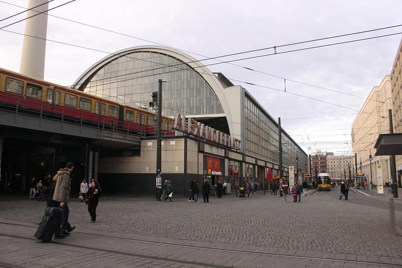 Bahnhof Alexanderplatz (4)