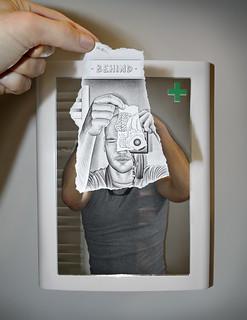 Pencil Vs Camera - 49   by Ben Heine
