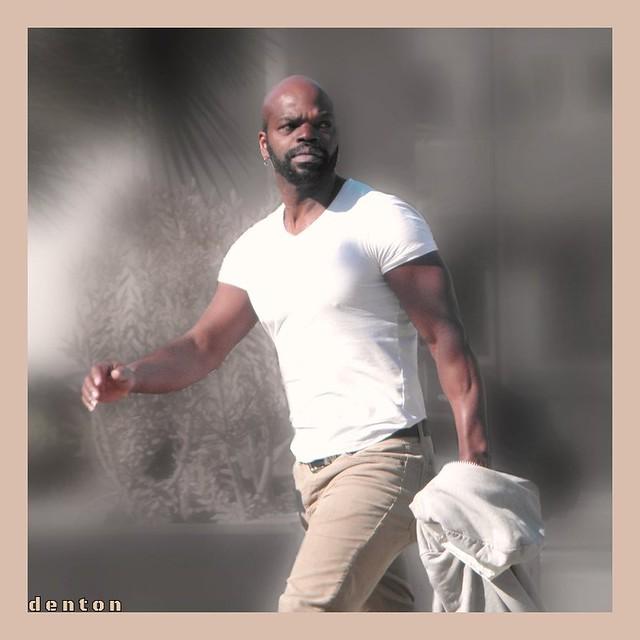 Man Walking in The Castro