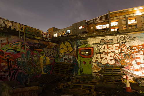 Hackney Wick | by AdversMedia