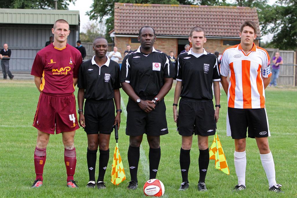 Ashford Town 3 Bradford City 0 Pre-Season Friendly