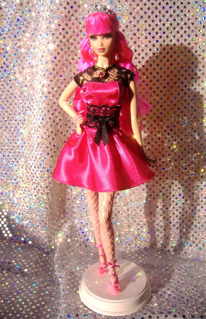 Tarina in pink & black FF #2'1