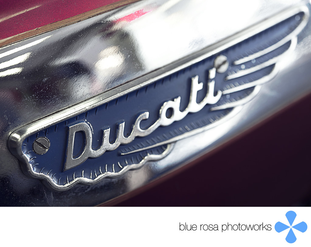 Old Ducati Emblem Drkelso85 Flickr