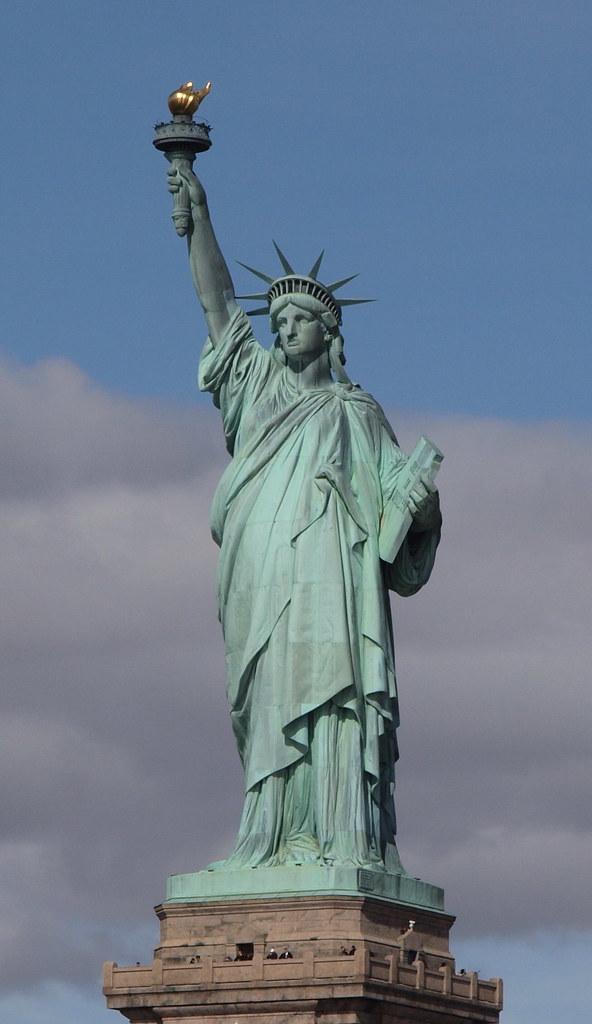 New York Frihedsgudinden Helle Flickr