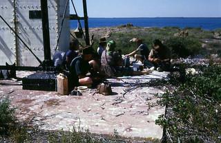 Mt Blaze Lighthouse, Pardoo - 1964