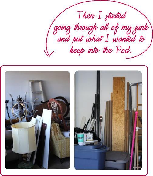 garage post #2