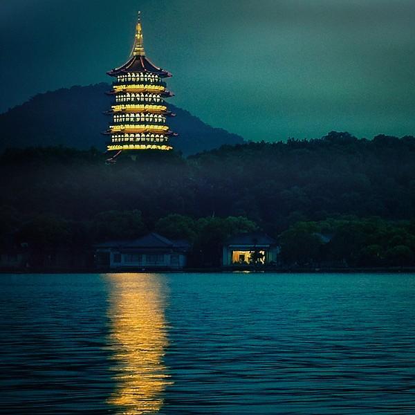 Xi Hu Lake   西湖