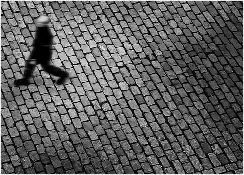 Walking   by Jerolek