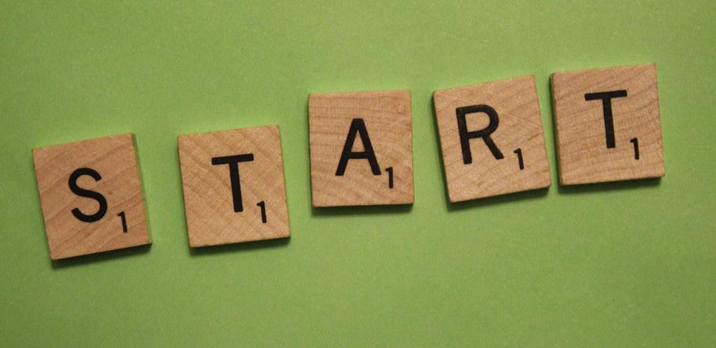 Start | Start! | jakeandlindsay | Flickr