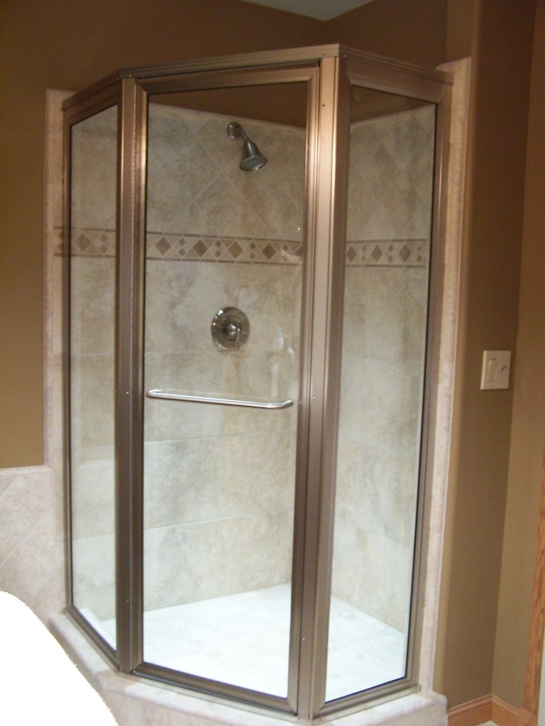 Neo Angle Shower Doors Blanchard 36 Holcam Bath And