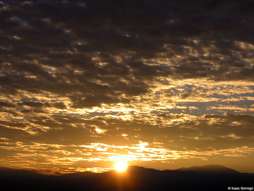 sky sunset clouds evening mountains whiterock newmexico canonpowershota520 unitedstates america usa