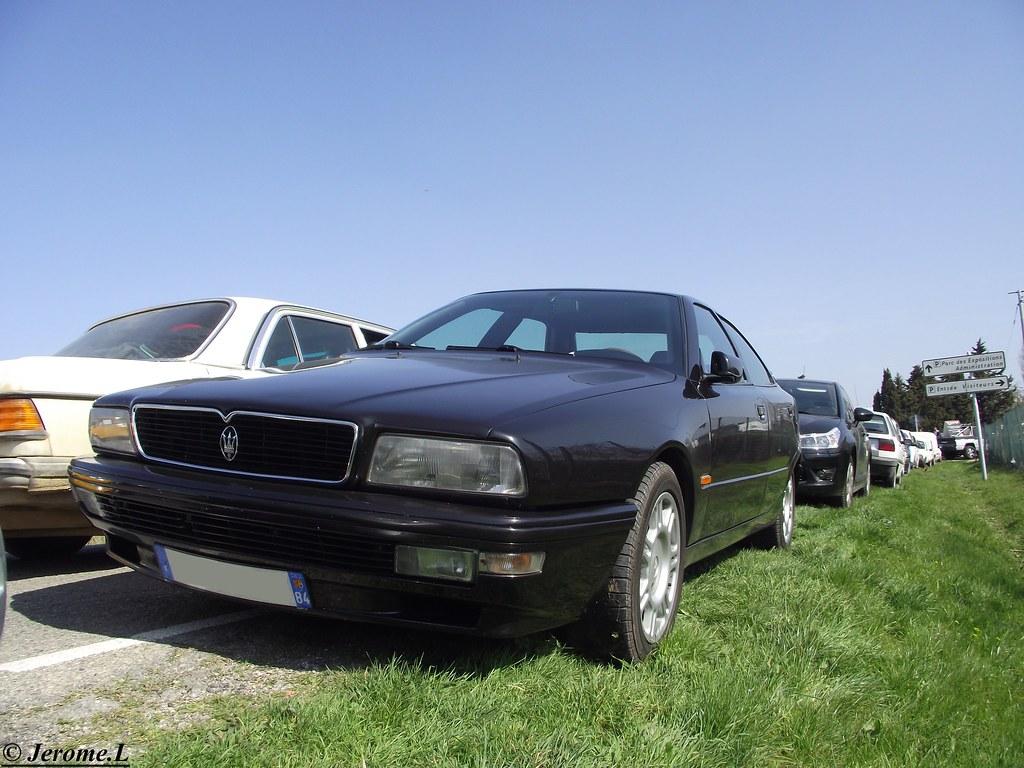 Maserati Quattroporte V8 Evoluzione   Jerome.L 83   Flickr
