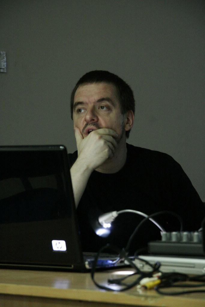 Warsztaty Stanisława Mšderka W RAMACH 5. FESTIWALU KINA NIEZALEŻNEGO