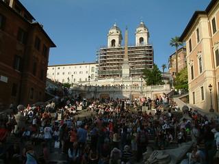 Rom Spanische Treppe06-05-17-5 0017 | by gravitat-OFF