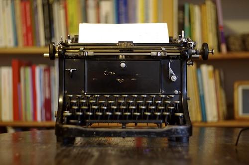Typewriter - Continental | by myphrasebook
