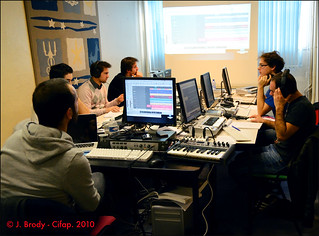 "Stage ""Je passe à Logic pro 9"" 