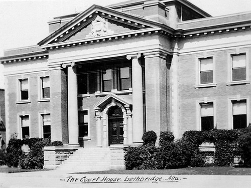 Court House | by Galt Museum & Archives on The Commons
