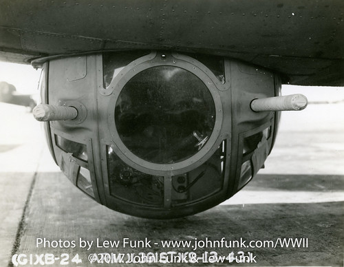 B-24 Ball Turret Details | by John Funk from Golden Colorado